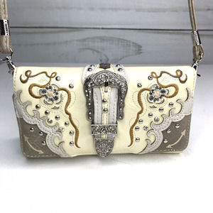 Bougie Booth Western Wallet NWT